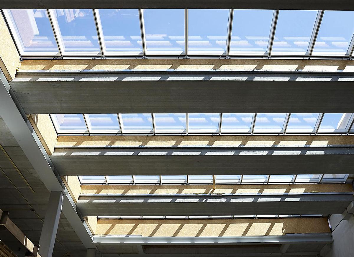 aluminium-lichtstraat-dak-inbouw